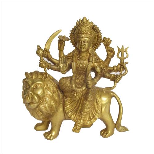 God Mata Statue