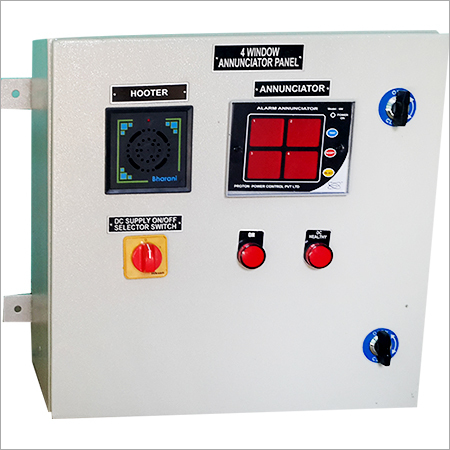Fire Alarm Annunciator Panel