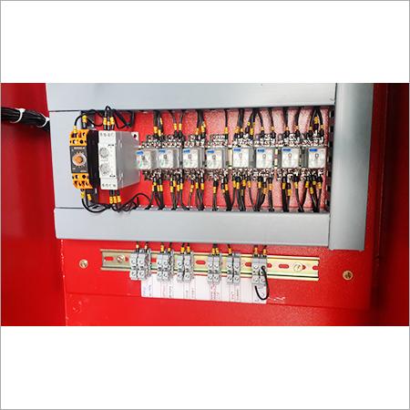 Diesel Engine Panel