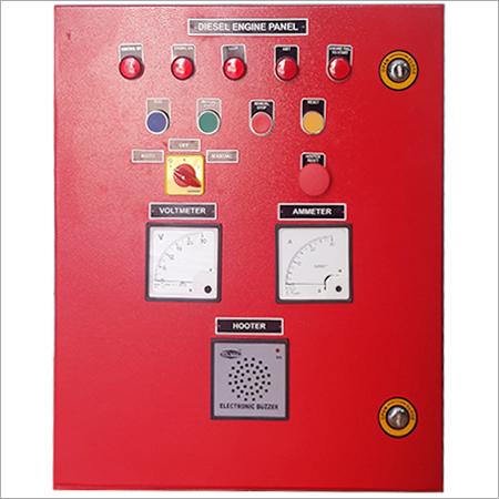 Diesel Engine Starter Panel