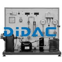 Water To Water Heat Pump Operation Training Bench Unit