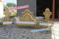 Maharaja Wedding Sofa Set