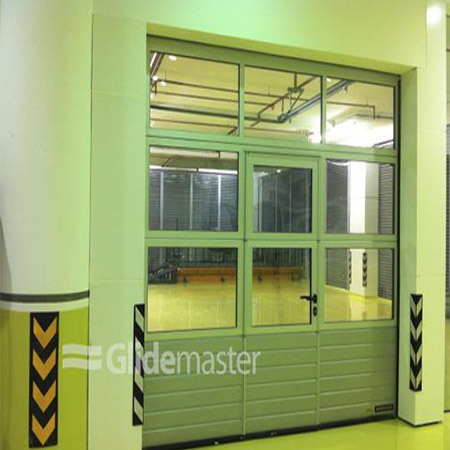 Automatic Sectional Shutters
