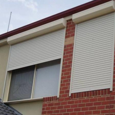 Automatic Window Shutters