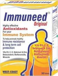 Nutritional support for your Immune System