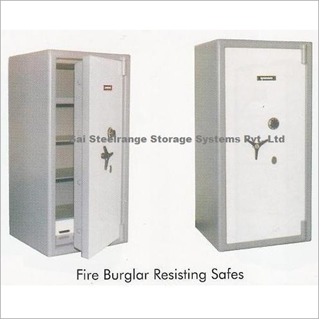 Fire and Burglar Resisting Safes