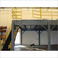 Modular Warehouse Mezzanines