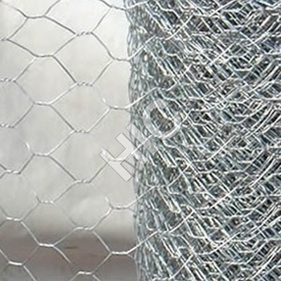 Hexagonal Mesh (Chicken Mesh)
