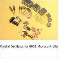 Crystal Oscillator for 8051 Microcontroller