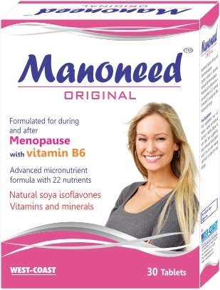 Nutritional Care From Manoneed Vitamin B6