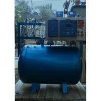 Gas mixing unit
