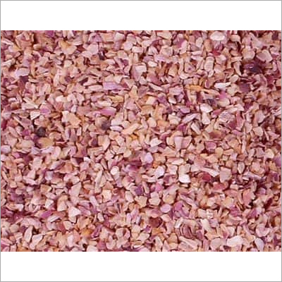 dehydrated Pink onion Chopped