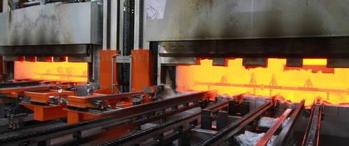 hardening & tempering furnace