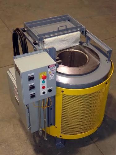 pit pot furnace