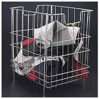 Stainless Steel Square Baskets