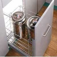 Kitchen Metal Baskets