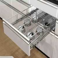 Heavy Duty Kitchen Basket