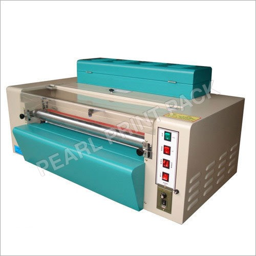 Digital Photo UV Coating Machine