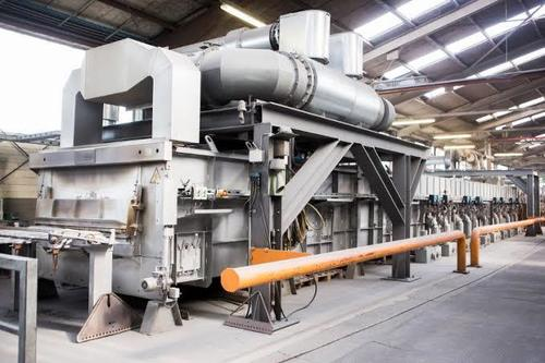 wire patenting furnace