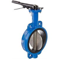 High Temperature Butter Fly Valve for Furnace