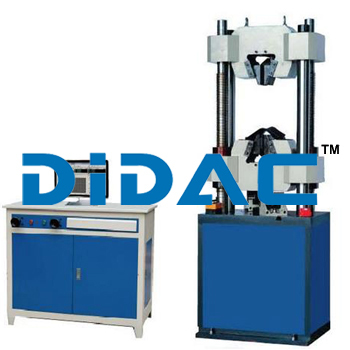 Computerized Hydraulic Servo Universal Testing Machines