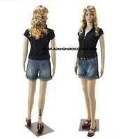 Realistic Plastic Mannequin PM06