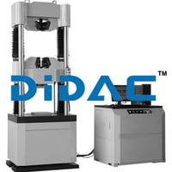 Electro Hydraulic Servo Universal Testing Machines