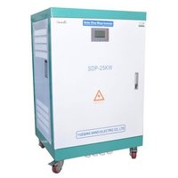 25kw Grid Tied Inverter No Batteries
