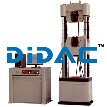 Computerized Hydraulic Universal Testing Machine Strength Test