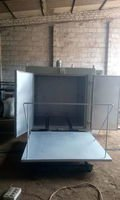 TROLLEY TYPE HEATING OVEN