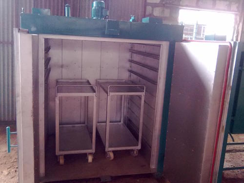 HIGH TEMPERATURE DRYING CHAMBERS