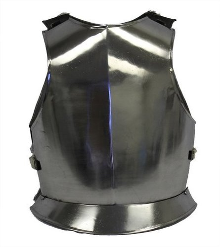 Plain Medieval Steel Breastplate