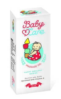 Baby Care Massage Oil