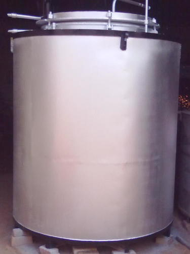 PIT TYPE ANNELING FURNACE