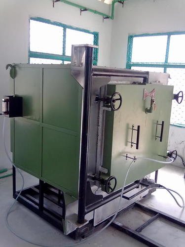 ANNEALING FURNACE WITH NITROGEN CHAMBER