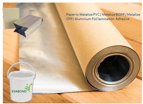 Aluminum Foil Laminate Adhesive
