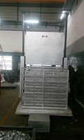 HEATING OVEN FOR ALUMINIUM COMPONENTS