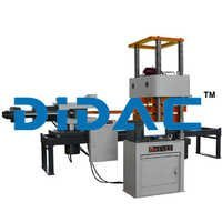 Elastomeric Bearing Testing Machine