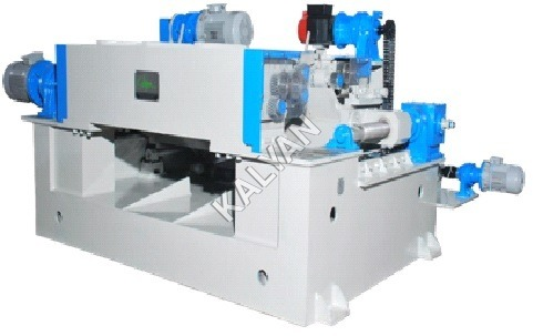 CNC SPINDLELESS ROTARY PEELING HEAVY DUTY WITH INBUILT CLIPPER