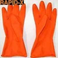 Household hand gloves
