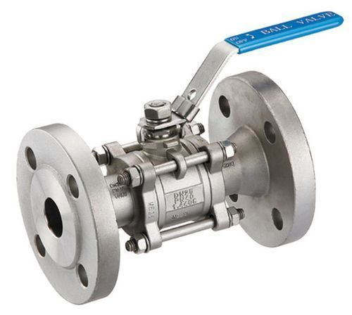 AUDCO 2 PC FULL BORE FLANGED BALL VALVE