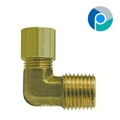 Brass 90 Compression Fittings