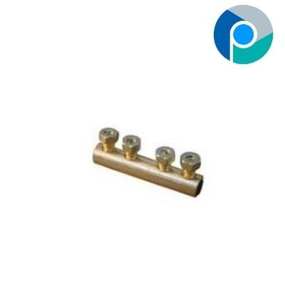 Brass Screw Sleeves Connectors
