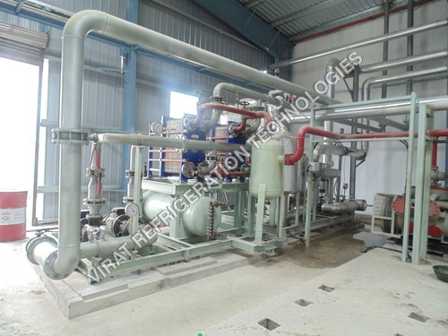 Milk Refrigeration Plant