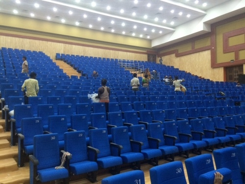 Auditorium Complete Interior Works
