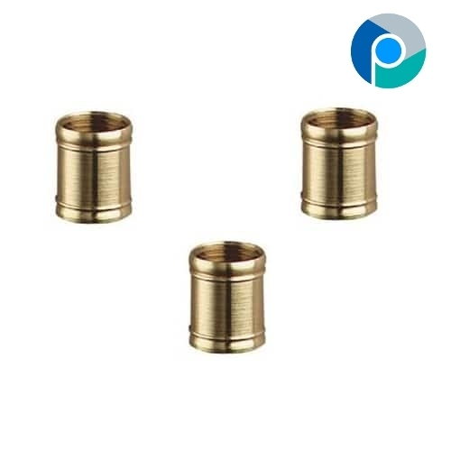Brass Barrel Coupling