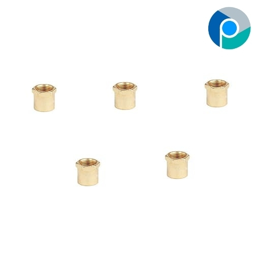 Brass Hex Bushings Tapped