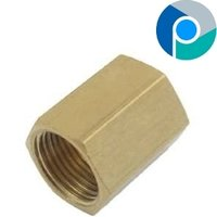 Brass Hex Coupling