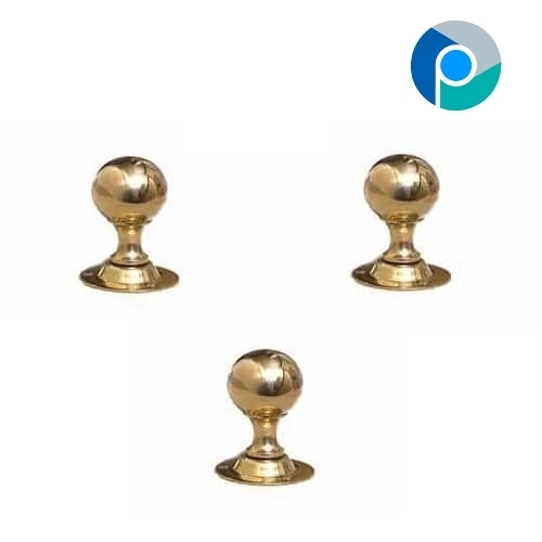 Brass Athena Knobs