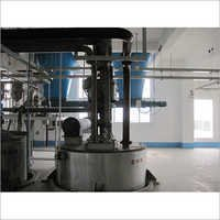 Mixing Tank For Detergent Line